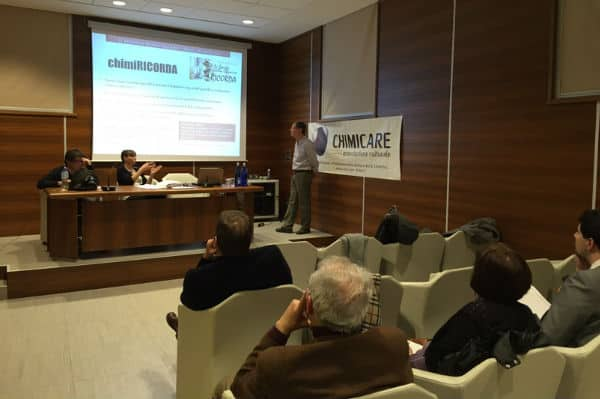 chimiRICORDA in Assemblea Sociale Chimicare 2015